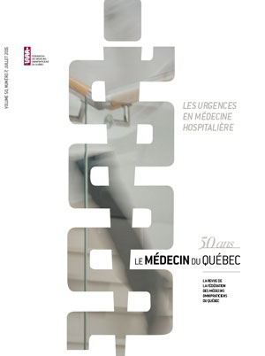 Les urgences en médecine hospitalière