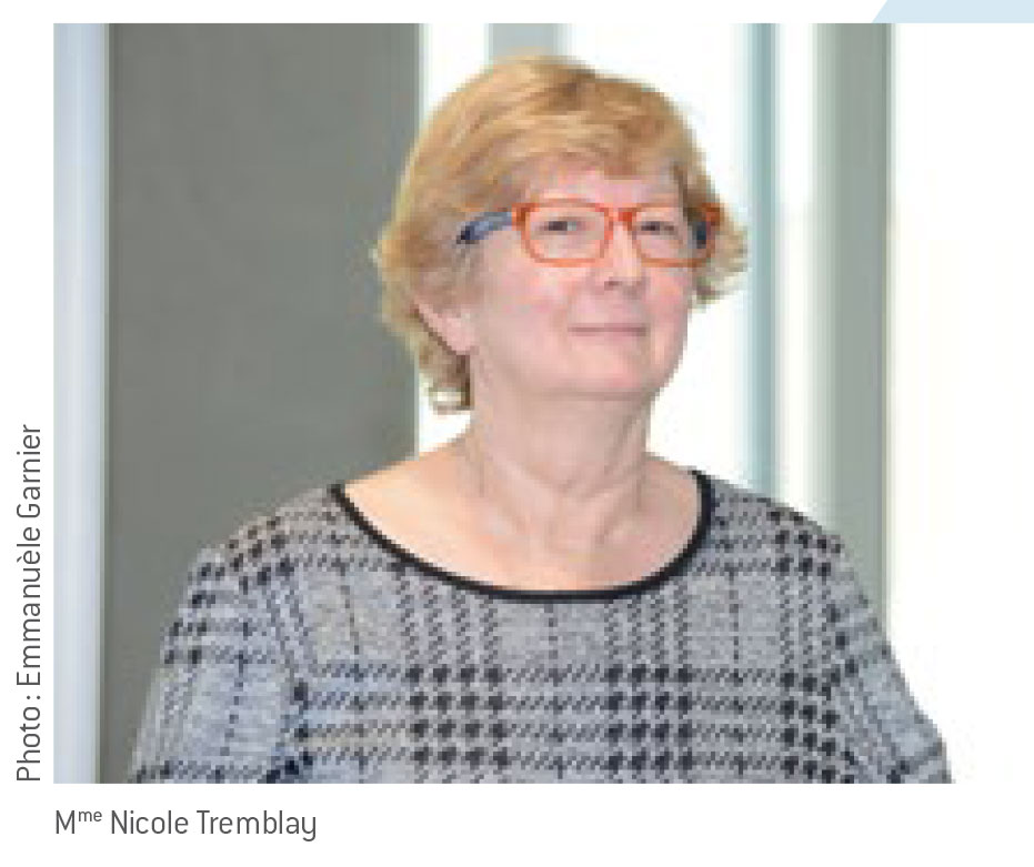 Mme Tremblay