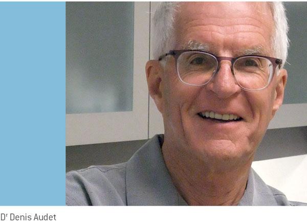 Dr Denis Audet