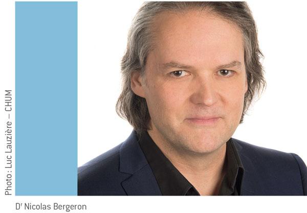 Dr Bergeron