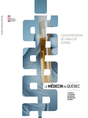 L'interprétation de l'analyse d'urine
