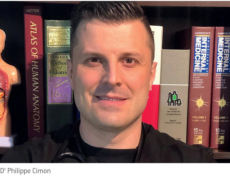 Dr Philippe Cimon