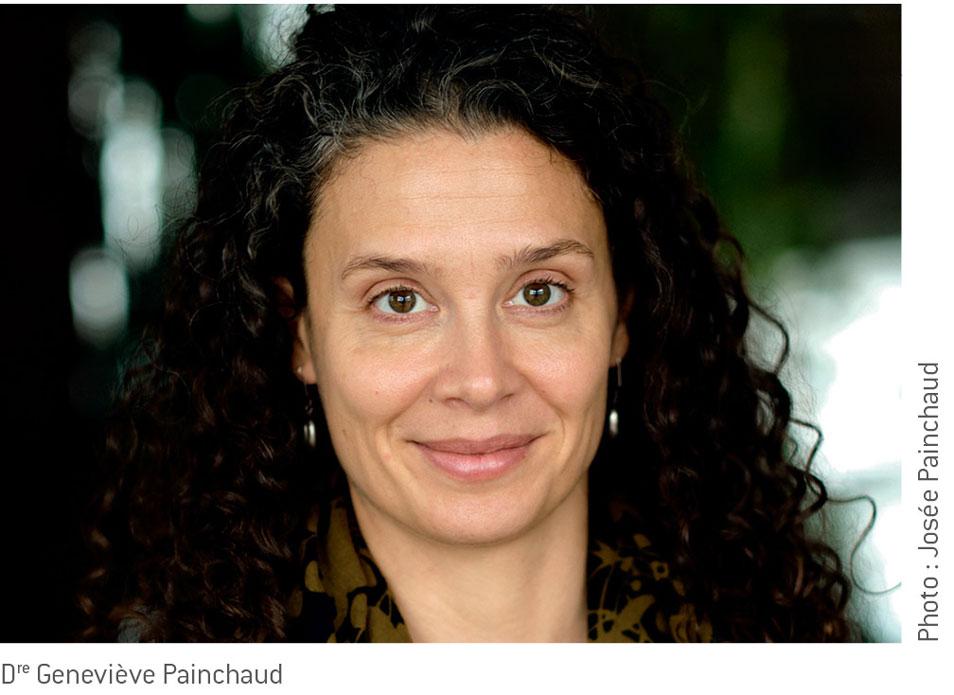 Dre Geneviève Pinchaud