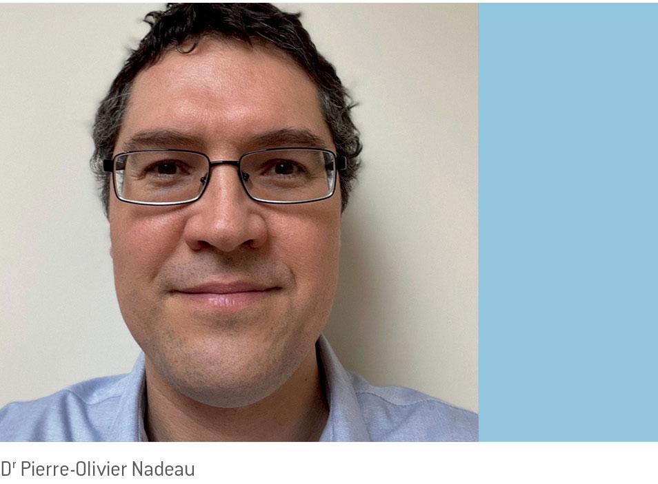 Dr Pierre-Olivier Nadeau