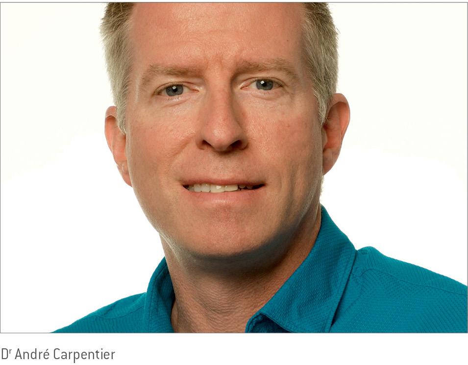 Dr André Carpentier