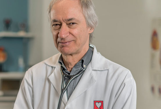 Dr Martin Juneau