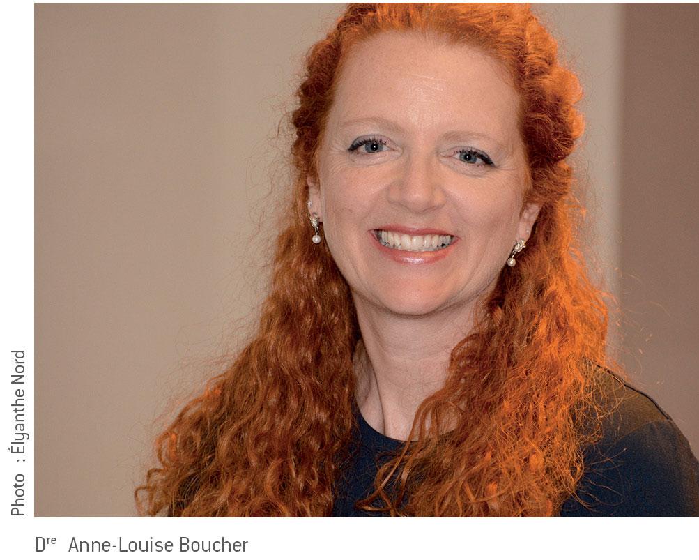 Dre Anne-Louise Boucher