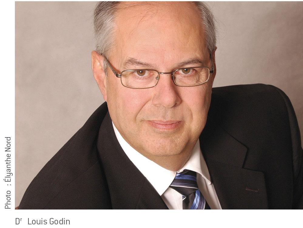 Dr Louis Godin