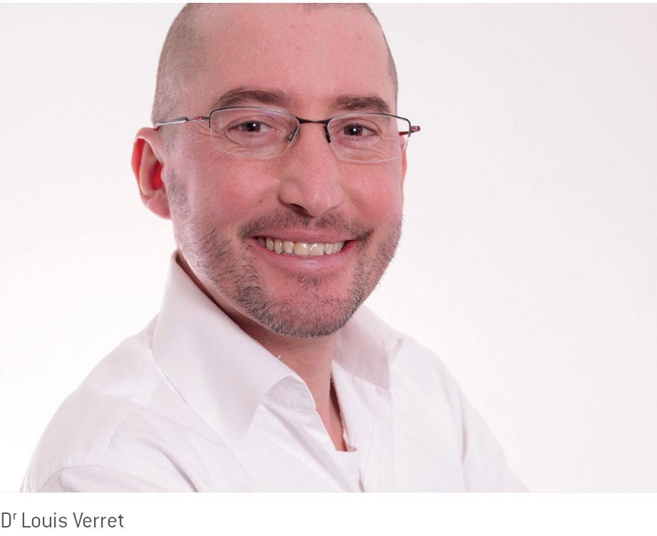 Dr Louis Verret